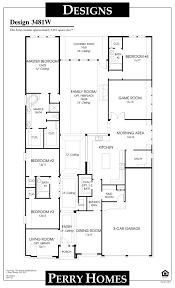 townhouse floor plan designs beautiful perry homes floor plans new home plans design