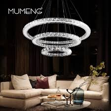 Hanging Dining Room Light Fixtures by Online Get Cheap Hanging Crystal Chandeliers Aliexpress Com