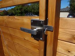 alta stainless steel gate latch for double gates outdoor living