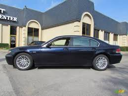 bmw orient blue metallic 2005 orient blue metallic bmw 7 series 745li sedan 56514081