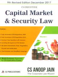 capital market security laws anoop jain applicable december 2017