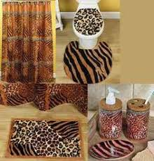 Animal Print Bathroom Ideas by Animal Print Bathroom Collection For The Home Pinterest