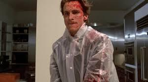 patrick bateman from american psycho filmtastic halloween