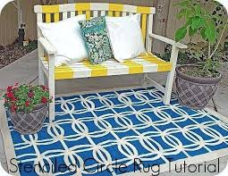 Painting An Outdoor Rug 25 Unique Stencil Rug Ideas On Pinterest Inexpensive Rugs