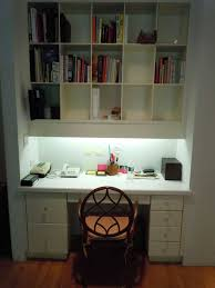 Great Office Design Simple And Comfortable Closet Office Design - Closet home office design ideas