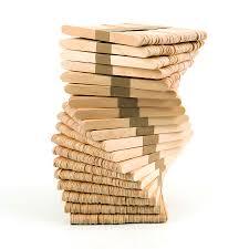 buy wooden craft lolly sticks tts