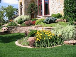 garden u0026 landscaping easy landscape ideas with fish pond