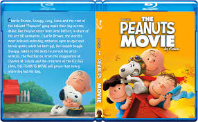 the peanuts the peanuts movie blu ray cover by jubaaj on deviantart