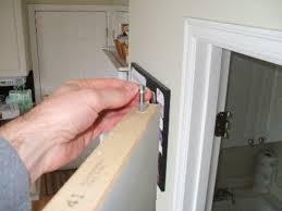 Bifold Closet Door Installation Diy Installing A Bi Fold Door