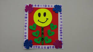 father u0027s day card easy to make youtube