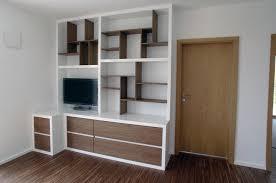 Bespoke Cabinets Oak Cabinets Oak Bespoke Furniture - Contemporary fitted living room furniture