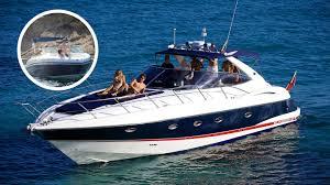 sunseeker camargue 47ft rinker sports boat tandem boats ibiza