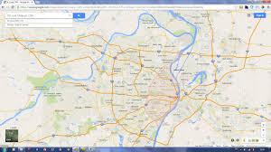 Map St Louis St Louis Missouri Map