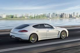 Porsche Panamera All White - 2014 porsche panamera first drive automobile magazine
