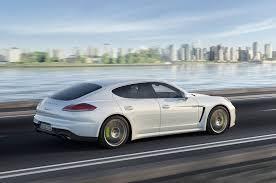 Porsche Panamera Hybrid Mpg - 2014 porsche panamera first drive automobile magazine