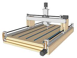 Wood Router Forum by New Machine Build Frankenbot Cnc Router