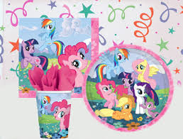 My Little Pony Party Decorations Birthday Party Supplies Birthday Jubilee