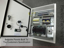 control panel manufacturing electric technics ltd
