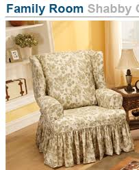 sure fit shop by room shabby chic