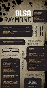 Creative Resume Examples by 22 Best Creative Resume Images On Pinterest Resume Ideas Cv