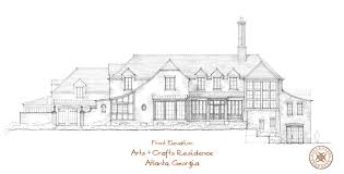historical concepts home design sketch of the week celebrating an atlanta groundbreaking historical