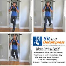 how to decompress spine without inversion table sit and decompress set up 3 sit and decompress spinal decompression