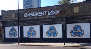 basement jaxx at the shoreditch art wall