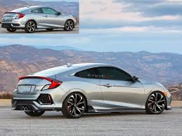 subaru coupe 2016 new 2017 civic si coupe render page 3 2016 honda civic forum