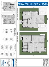House Plans With Vastu North Facing by 100 House Design 30x50 Site House Plan North Facing Per
