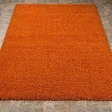 amazon com ottomanson soft cozy color solid shag area rug