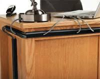 how to cable manage a desk desks with cable management top interior furniture