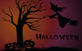 halloween animated witch free halloween backgrounds wallpapers