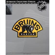 Boston Bruins Home Decor Boston Bruins Team Logo Shoulder Jersey Patch