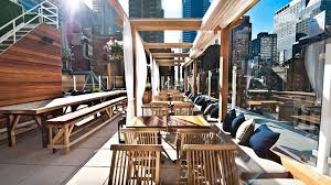 Top Ten Bars In Nyc Best Rooftop Bars In New York City To Drink