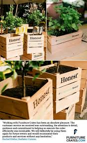 107 best furniture crates images on pinterest crates catering