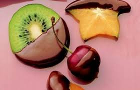 fruit dipped in chocolate chocolate dipped fruit
