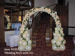 balloon arches 1001 wedding balloon arch with up with