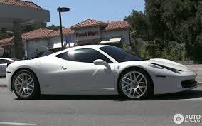 silver 458 italia 458 italia 10 june 2013 autogespot