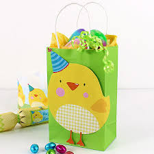 easter bags easter gift bag printables party delights