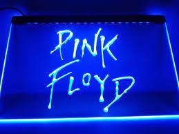 pink floyd led sign u2013 vintagily