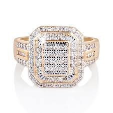 wedding rings at galaxy co our collection 9ct gold diamond dress ring