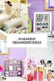 Bathroom Makeup Storage Ideas Makeup Storage Units Medium Size Of Makeup Makeup Storage Ideas