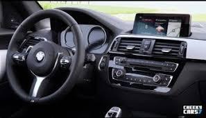 Bmw 1 Series M Interior 2018 Bmw 1 Series Test Drive M140i Dailyvideo