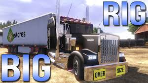 kenworth trucks for sale in canada big rig euro truck simulator 2 kenworth w900l youtube
