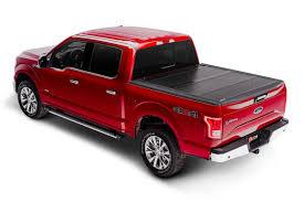 Ford Raptor Red - 2015 2018 ford f 150 raptor hard folding tonneau cover bakflip g2
