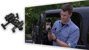 spotting scope window mount getting low with kirk enterprises window mount wm 2 youtube