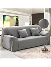 Slipcovers For Three Cushion Sofa Shop Amazon Com Sofa Slipcovers