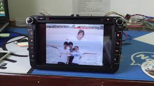 zonteck zk 2815v 8 inch vw passat android 5 1 car dvd player dab