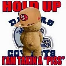 Funny Niner Memes - whiners san francisco dallas cowboys love to hate pinterest