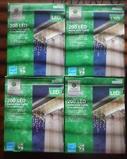 ecosmart 200 led icicle lights icicle lights ebay